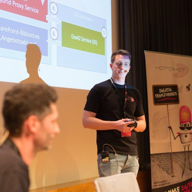 20180426 Pressemeldung: Global Azure Bootcamp – HATAHET zeigt, wie KI und Bots den Arbeitsalltag erleichtern