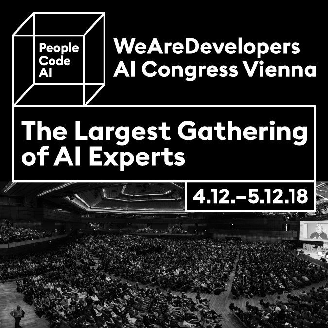 20181108 Pressemeldung: HATAHET ist Networking-Partner von Europas größtem AI-Kongress